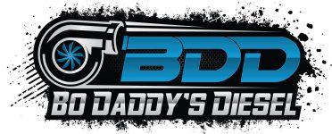 Bo Daddy's Diesel & Auto Repair Logo